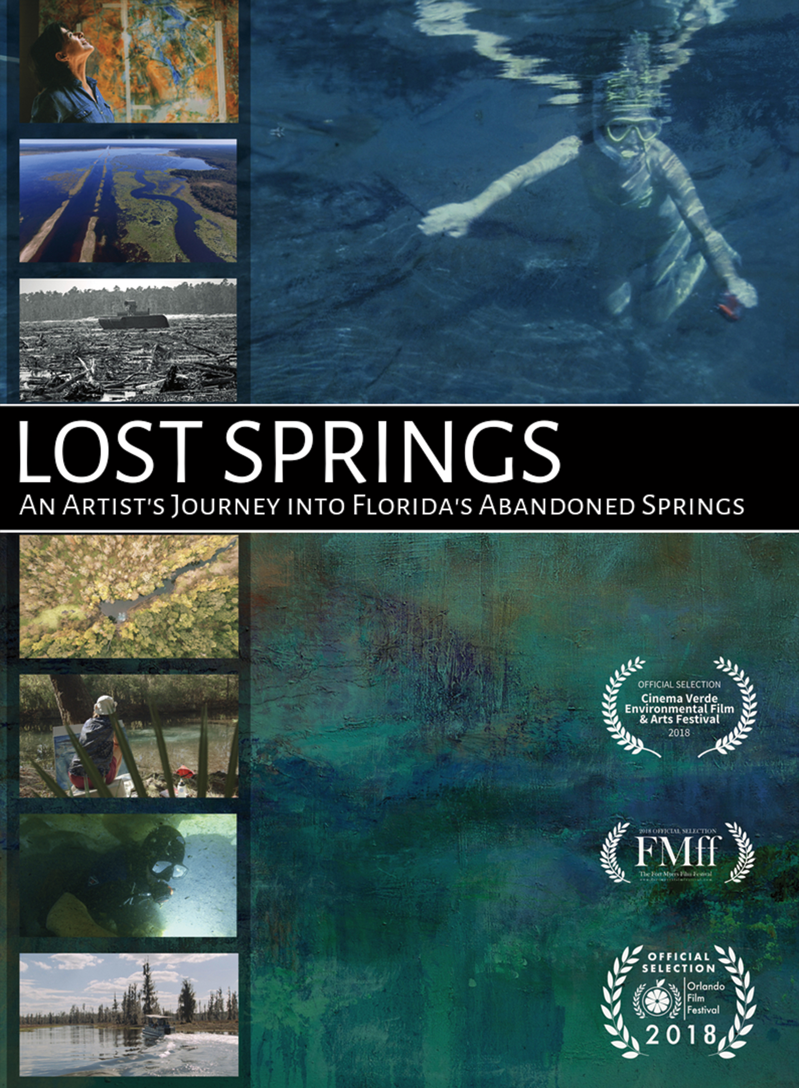 Front Cover of DVD