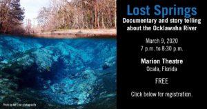 Lost Springs in Ocala