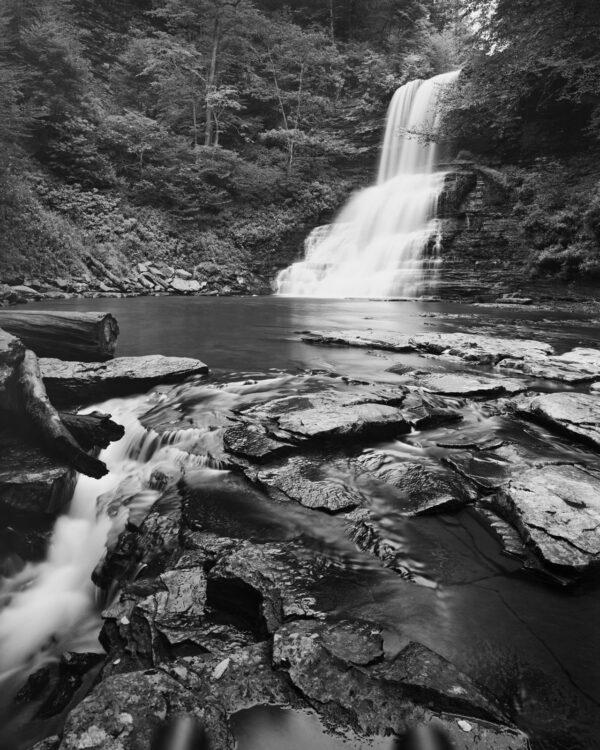 Cascade Falls, Virginia. 2020