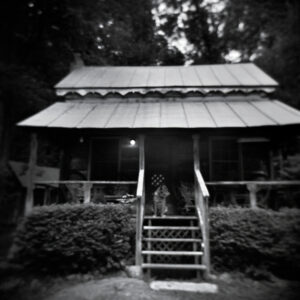Annie's Cabin, Crabtree Falls, Virginia. 2020